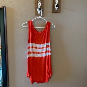 Old Navy Tie-Dyed Tank Top